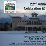 22nd Anniversary Celebration & Fundraiser