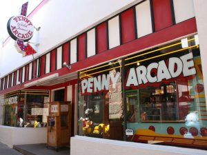 Manitou Springs Penny Arcade located in Manitou Springs CO