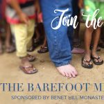 Barefoot Mile in Colorado Springs! presented by Benet Hill Monastery at ,