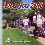 Dog Jog 2018 presented by National Mill Dog Rescue at Cottonwood Creek Park, Colorado Springs CO