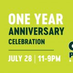 Goat Patch Brewing Company 1st Anniversary Party