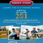 Orvis 201 Stream Side Class