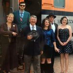 'Sweet Wine of Murder' Murder Mystery Dinner presented by Red Herring Productions at Briarhurst Manor Estate Restaurant, Manitou Springs CO