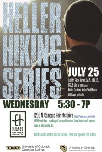 Final Event of the Heller Hiking Series