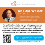 Genetic Testing for Families Workshop presented by Arc Pikes Peak Region at ,
