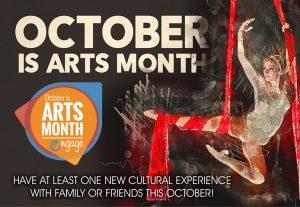 Arts Month 2019