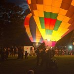 Colorado Springs Labor Day Lift Off Balloon Glow