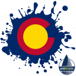 Pikes Paint presented by Colorado Street Art Company at Independent Records & Video, Colorado Springs CO