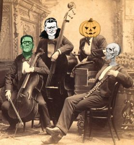 Monster Mash presented by Colorado Springs Philharmonic at Pikes Peak Center for the Performing Arts, Colorado Springs CO