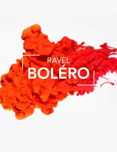 Boléro presented by Colorado Springs Philharmonic at Pikes Peak Center for the Performing Arts, Colorado Springs CO