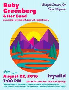 Ruby Greenberg & Her Band with John Spengler