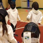 Fencing for 6 and 7 Year Olds