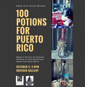 100 Potions for Puerto Rico