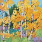 Aspens by the Inch Annual Show and Sale presented by Laura Reilly Fine Art Gallery and Studio at Laura Reilly Studio, Colorado Springs CO