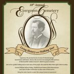 18th Annual Evergreen Cemetery Historic Walking Tour