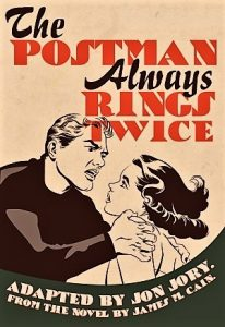 The Postman Always Rings Twice presented by Fountain Community Theater at Fountain Community Theater, Fountain CO