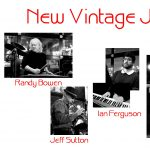 October Second Sunday with the New Vintage Jazz Band