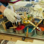 Painting With Encaustic One Day Saturday Workshop