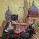 The Mussorgsky Project with Art by Phil Lear