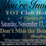 YOT Club's 22nd Annual Holiday Benefit