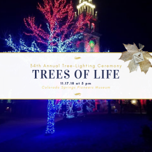 34th Annual Trees of Life