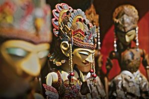 Javanese Puppet Show Lecture by Kathy Foley