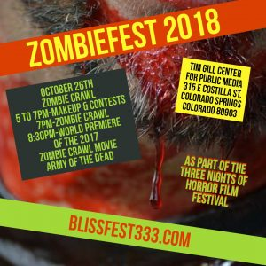 Colorado Springs Zombie Crawl