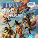GameCon XI presented by GameCon Organizing Committee at Rampart High School, Colorado Springs CO
