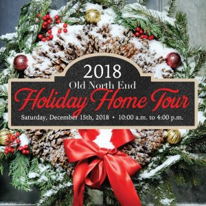 Old North End Holiday Home Tour