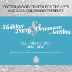 Ornament Auction & Holiday Party