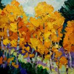 'Shifting Seasons' presented by Laura Reilly Fine Art Gallery and Studio at Laura Reilly Studio, Colorado Springs CO