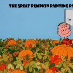 The Great Pumpkin Painting Party for Parkinson's