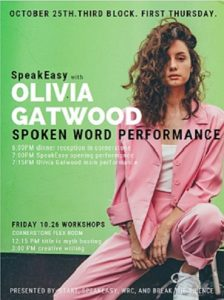 Olivia Gatwood Spoken Word Performance