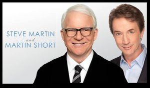 Steve Martin & Martin Short presented by Pikes Peak Center for the Performing Arts at Pikes Peak Center for the Performing Arts, Colorado Springs CO
