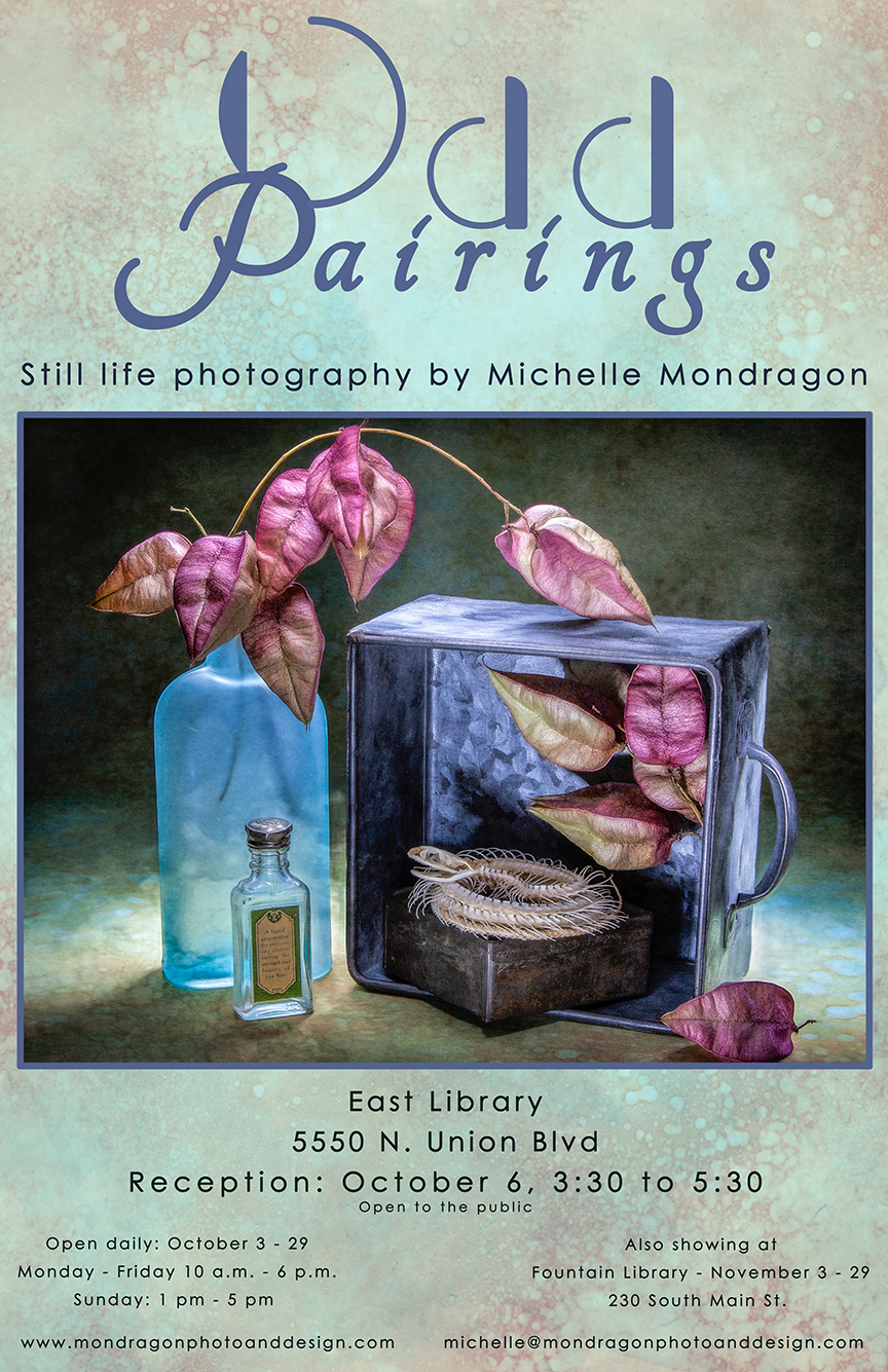 Odd Pairings Presented By Pikes Peak Library District