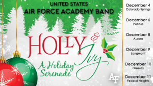 United States Air Force Academy Concert Band Prese...