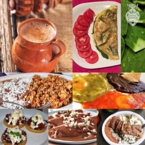 Mexican Breakfast Cooking Class