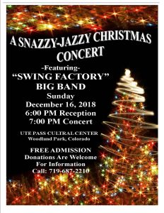 A Snazzy-Jazzy Christmas Concert featuring 'Swing ...