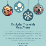 Deck the Tree with OrnaMutts