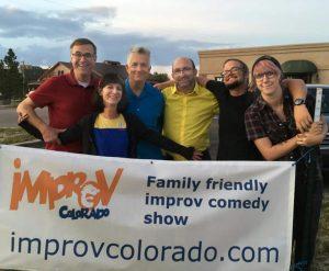 Saturday Night Improv presented by Improv Colorado at ,