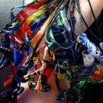 Y10 Basura Art: Precious Pendants and Beautiful Beads (Ages 6-9)