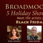 Broadmoor Galleries Black Friday Show presented by Broadmoor Galleries at Broadmoor Galleries - Traditional Gallery, Colorado Springs CO