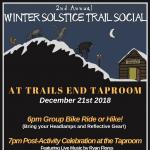 Winter Solstice Trail Social