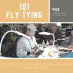 101 Fly Tying Class