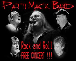 The Patti Mack Band presented by Stargazers Theatre & Event Center at Stargazers Theatre & Event Center, Colorado Springs CO