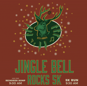 YMCA Jingle Bell Rocks 5K