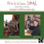 Fa la la la laaa with Patrick Kochanasz & John Lawson