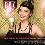 Gatsby New Year's Eve at Motif