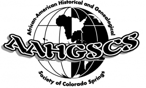 Beginning Genealogy Workshop Part One presented by African-American Historical & Genealogical Society of Colorado Springs at PPLD - Penrose Library, Colorado Springs CO