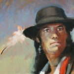 A43 Portrait Painting in Oils presented by  at Bemis School of Art at the Colorado Springs Fine Arts Center at Colorado College, Colorado Springs CO